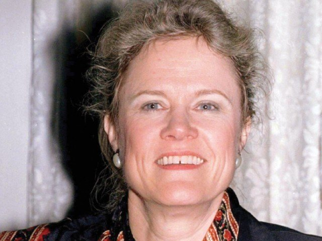 Robin L Raphel. PHOTO: REUTERS
