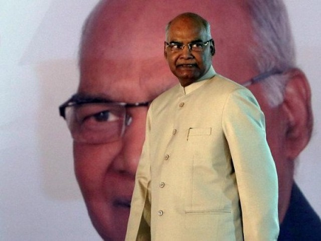 Kovind to be sworn in tomorrow as India's 14th President