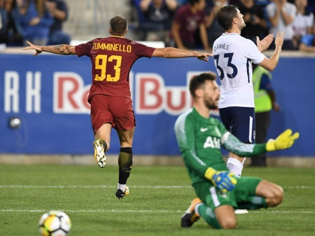 Roma vs Tottenham Hotspur International_Champions_Cup