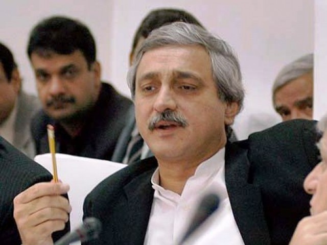 SC resumes hearing Jahangir Tareen disqualification case