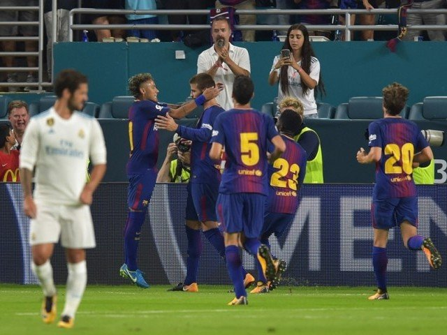 How Neymar inspired Barcelona to famous comeback against PSG