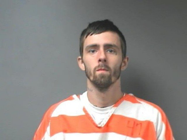 Inmate Brady Andrew Kilpatrick shown in this undated booking photo provided July 31, 2017, is the last remaining inmate at large after 11 of 12 prison escapees have been recaptured after a mass jailbreak at the Walker County Jail, near Birmingham, Alabama, according to authorities.    PHOTO: REUTERS
