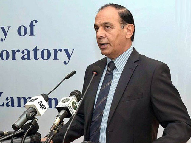 NAB Chief. PHOTO: INP