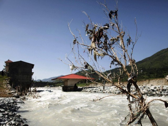 Climate change. PHOTO: REUTERS