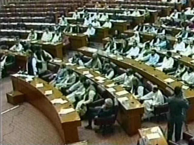 Newspaper: Electoral reforms bill likely to be presented in current NA session