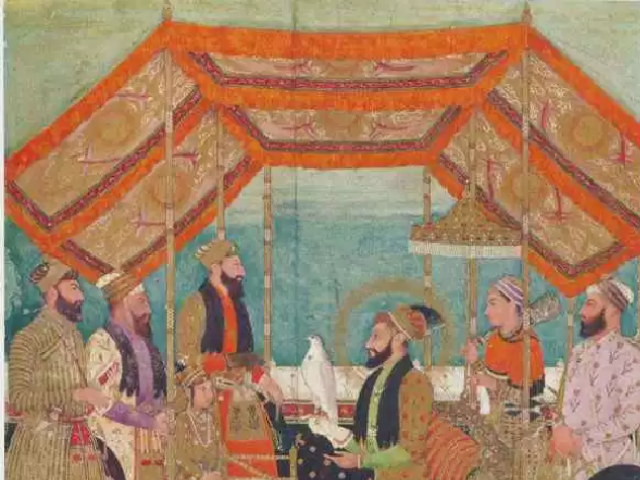 Mughals now a thing of the past in Indian history textbooks