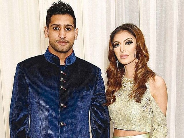 Amir, Faryal 'cleared up' their 'misunderstandings' after twitter spat
