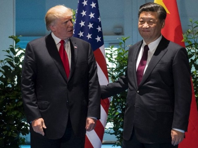 China - which has been accused by the US of not doing enough to rein in its longtime ally - has maintained that political dialogue is the only solution. PHOTO: AFP