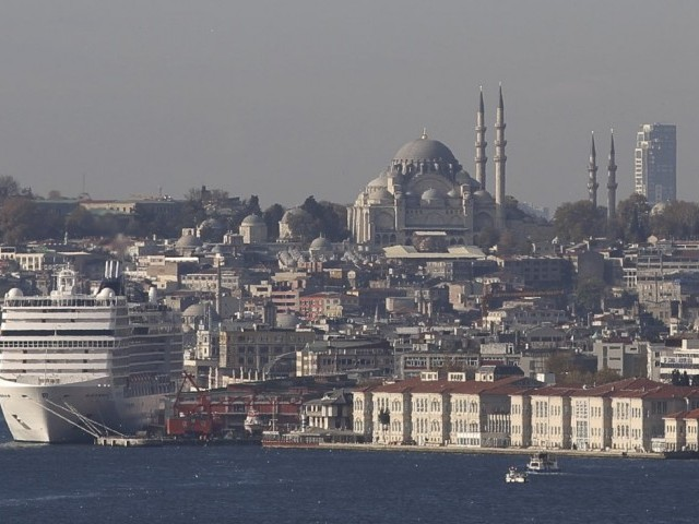 Istanbul, Turkey. PHOTO: REUTERS