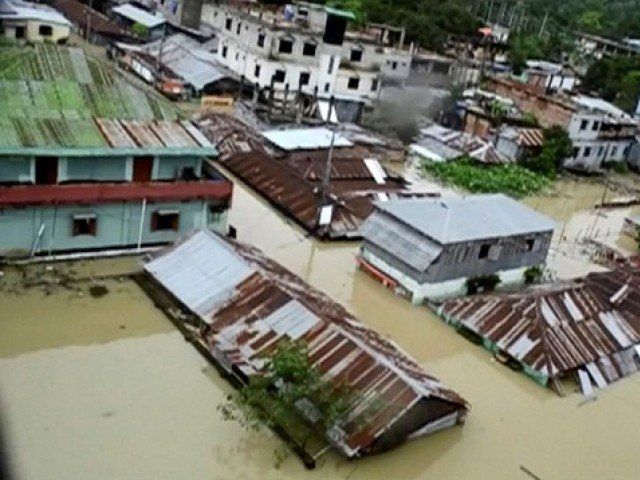 Nepal: 33 people dead, 4 missing due to floods and landslide