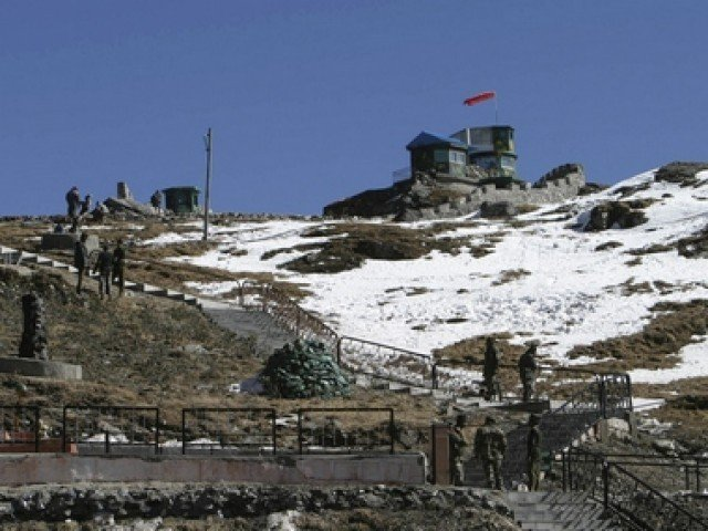 Chinese troops hurl stones at Indian Army in Ladakh region