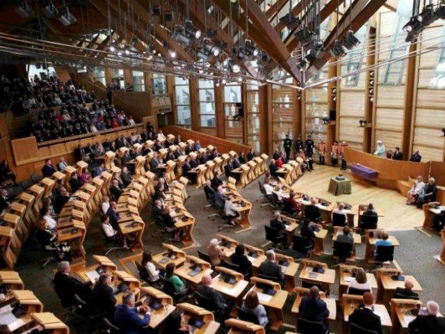Cyberattack on Scottish parliament 'could last days', MSPs warned