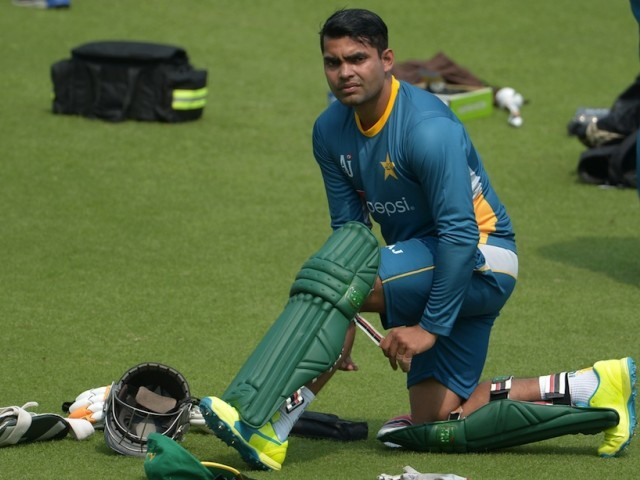 Umar Akmal accuses head coach Arthur of abuse