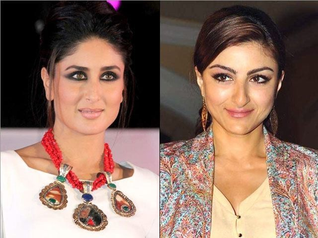 Kareena Kapoor Khan gives look test for 'Veere Di Wedding'