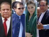 The Sharif family. PHOTO: EXPRESS