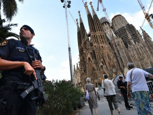Spanish police say driver of Barcelona rampage van identified