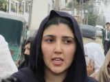 MNA Ayesha Gulalai. PHOTO: File