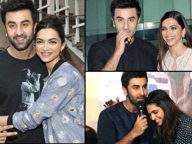 ranbir kapoor and deepika padukone s dating history goes viral the