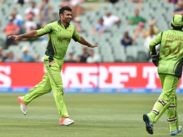 Pakistan name 16-man squad for series against World XI