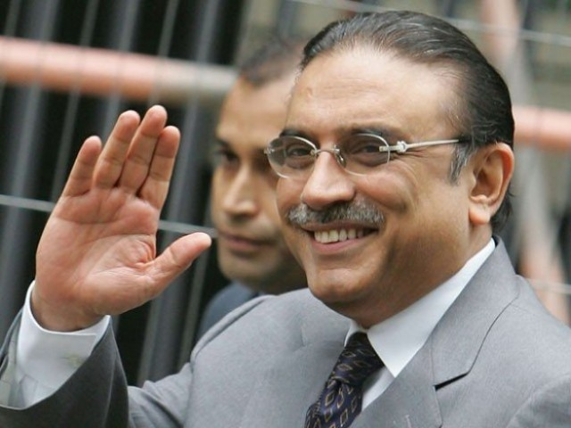 Pakistan court quashes corruption case against Asif Ali Zardari