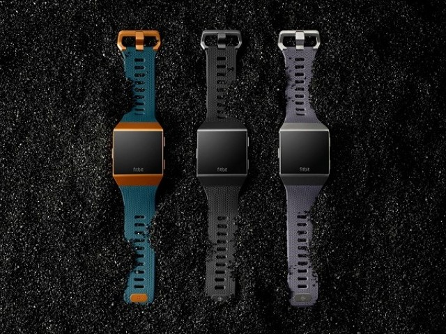 Smartwatch with Blood Oxygen Sensor by Fitbit Ionic