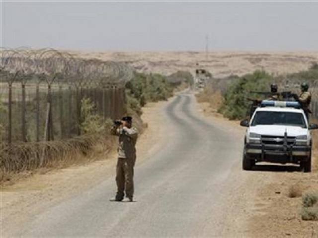 Iraq, Jordan reopen Trebil border crossing