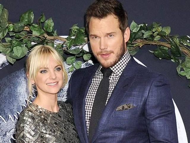 Chris Pratt and Anna Faris are reportedly in couples therapy