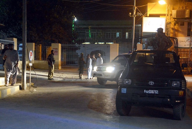 Eight army jawans among 15 martyred in Quetta terrorist attack