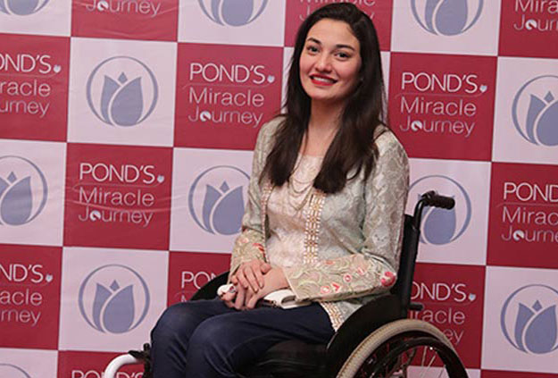 Muniba Mazari. PHOTO: BEAUTIFUL YOU