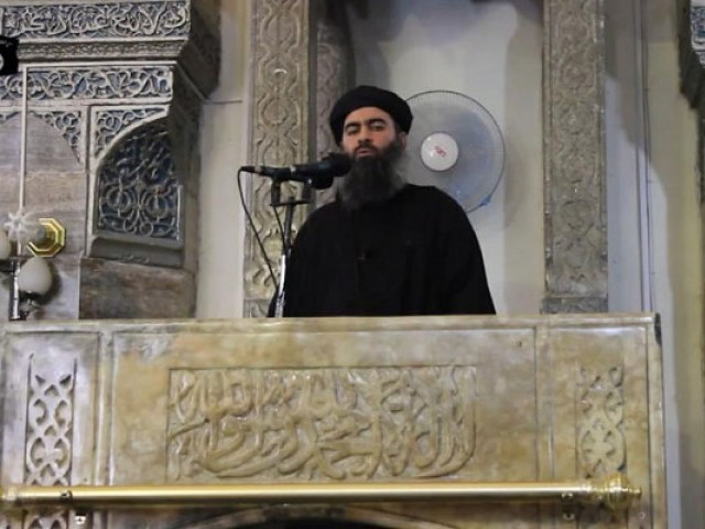 Islamic State Leader Still Alive Says Top US Army Chief