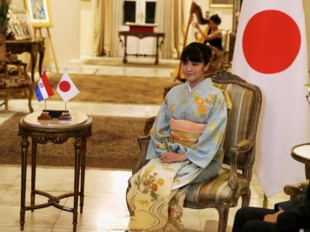 Princess Mako of Japan engaged to a commoner