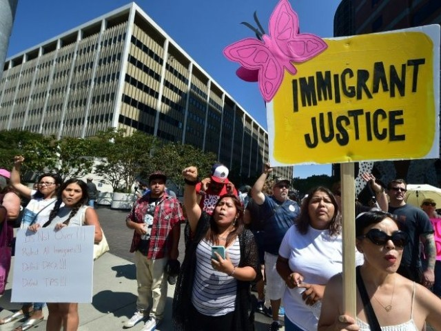 Dreamers Look to Congress to Keep Them in America