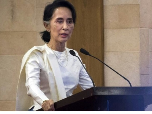 365000 sign petition to strip Suu Kyi of her Nobel Prize