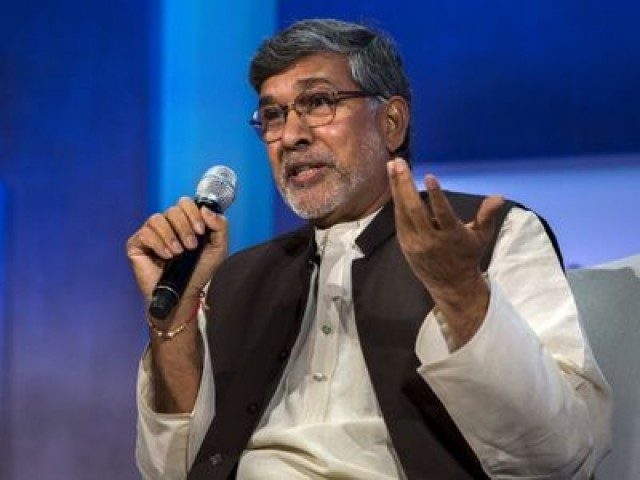 Kailash Satyarthi launches countrywide march against child abuse