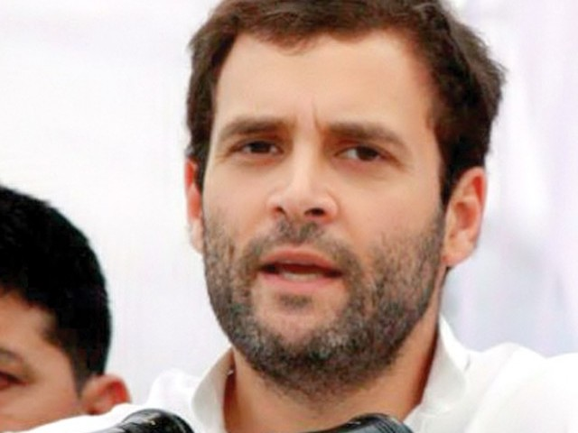 Democracy is not beholden to dynasty, BJP to Rahul on dynasty politics