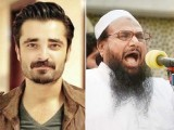 Hamza Ali Abbasi turns out to be an admirer of terror watch suspect Hafiz Saeed