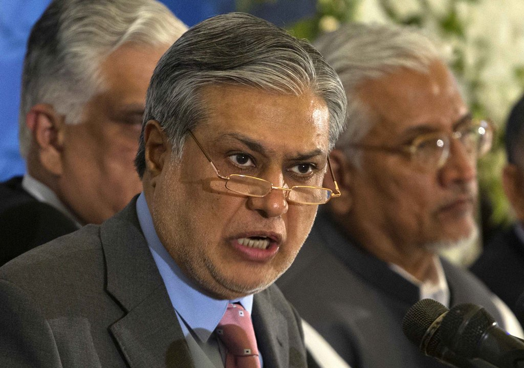 Accountability court issues arrest warrants against Dar