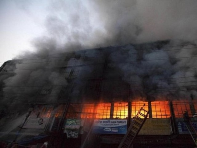 Fire in Bangladesh textile factory kills six