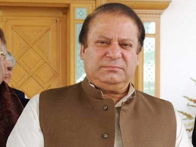 Former PM Nawaz Sharif. PHOTO: File