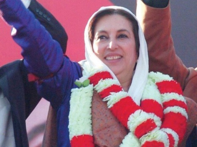 Zardari involved in Benazir Bhutto's assassination: Musharraf