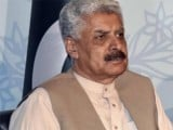 Federal Minister for SAFRON Abdul Qadir Baloch PHOTO: RADIO PAK