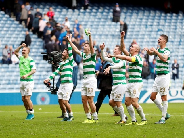Rodgers praises Celtic after