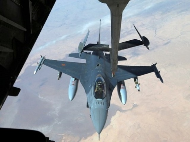 U.S. military kills 17 ISIS militants in Libya airstrikes