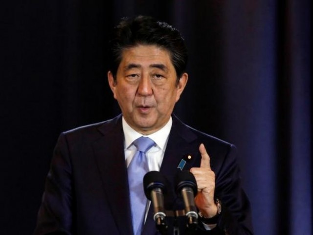 Japan's Abe calls snap election, pledges to tackle N Korea