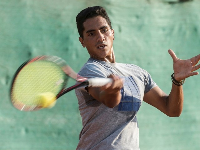 Rising Egyptian tennis star Hossam needs sponsor