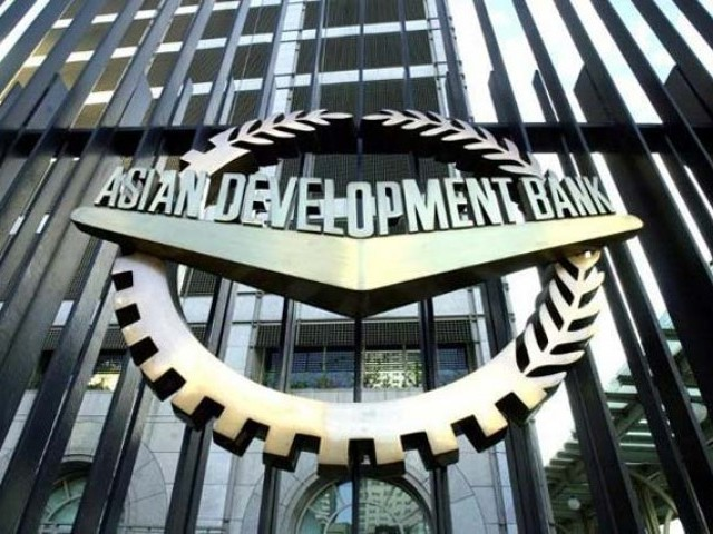 Asian Development Bank Headquarters. PHOTO: AFP