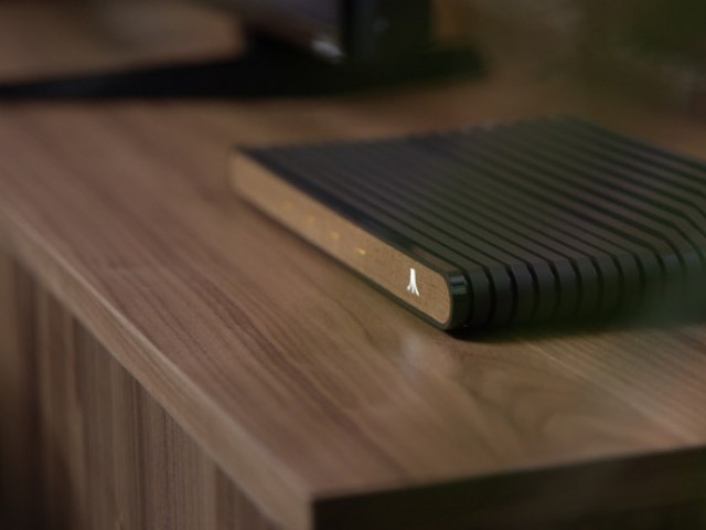 Ataribox Retro Console Runs Linux And Features AMD APU With Radeon Graphics