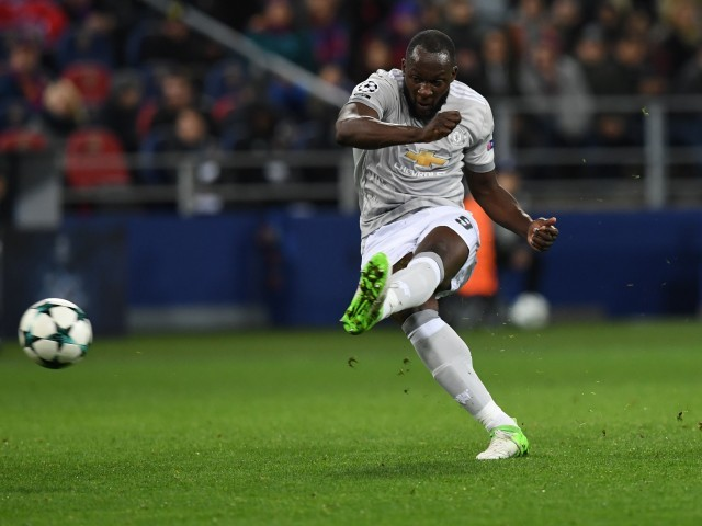 Manchester United boss Jose Mourinho: 'No plans to rest Romelu Lukaku'