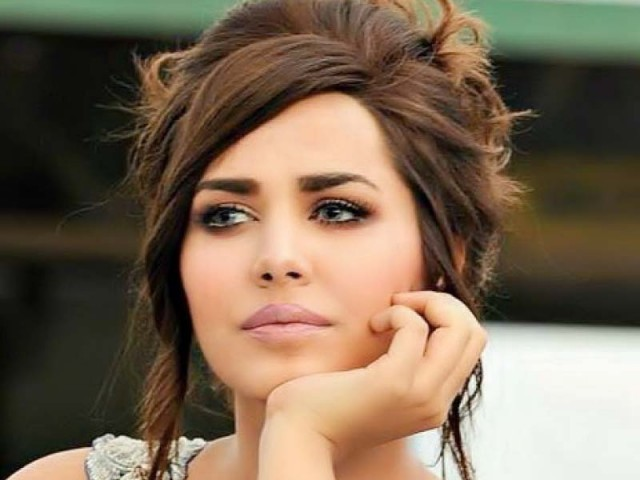 Supermodel Ayyan Ali. PHOTO: FILE