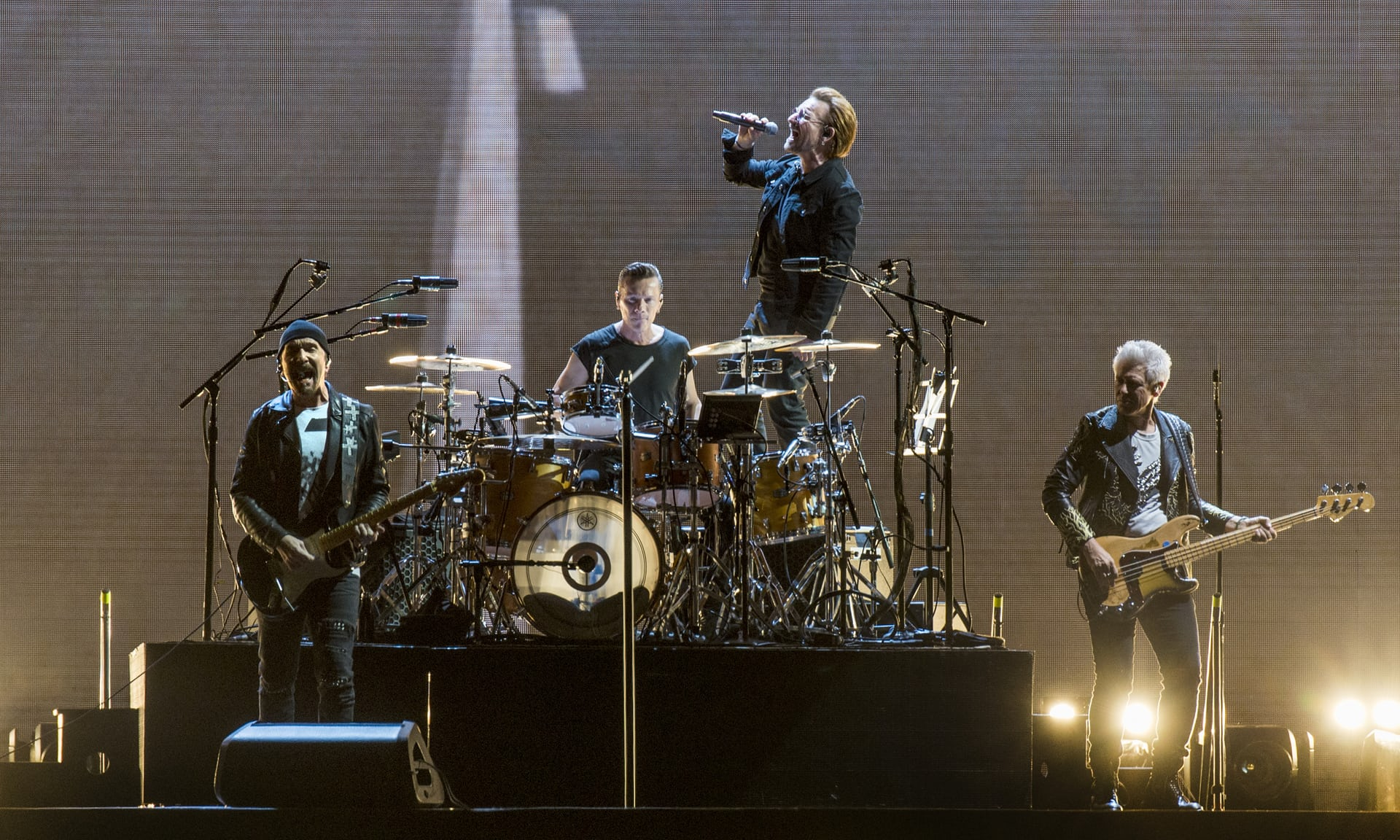 U2 Cancel Tonight's St. Louis Concert Due to Lack of Security